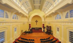 st andrews church interior