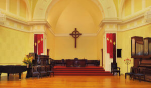 st andrews chruch interior