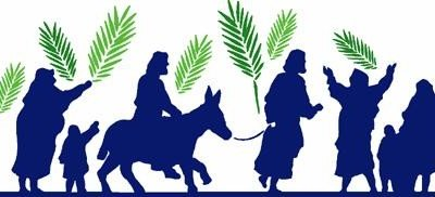 Lent Six Palm Sunday  'Palms and Passion'
