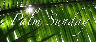 Lent Six Palm Sunday 25 March 2018