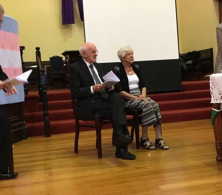 Appreciation of Rev Prof Sr Lloyd Geering