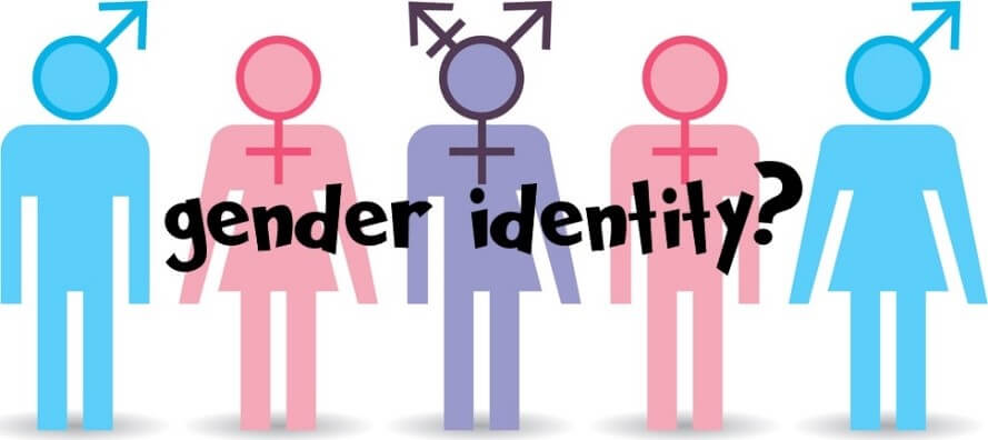 how to change your gender identity