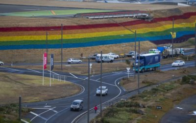 St Andrew's joins with Pride