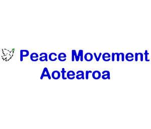 Peace Movement Aotearoa logo