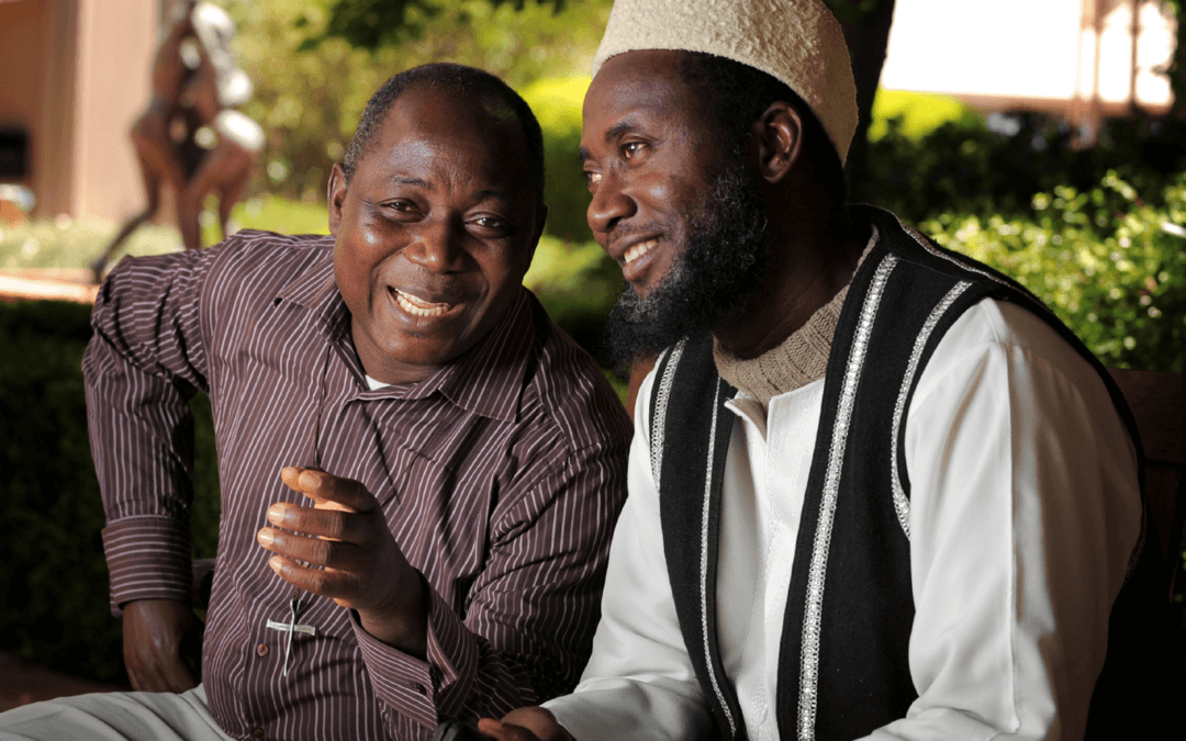 Putting differences aside – the interfaith conversation – Weekly newsletter for Friday 30 August 2019