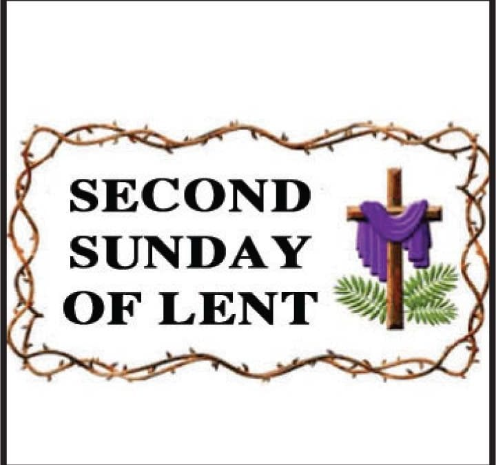 Sunday Gathering 8 March Lent 2