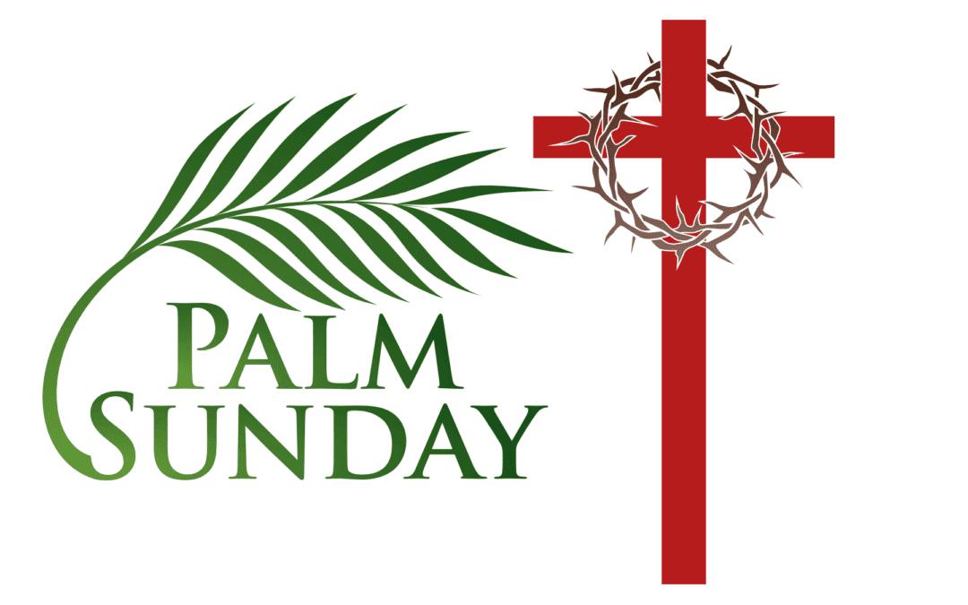 Sunday Gathering Palm Sunday 28th March 2021